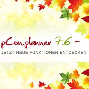 Der pCon.planner 7.6 jetzt verfügbar