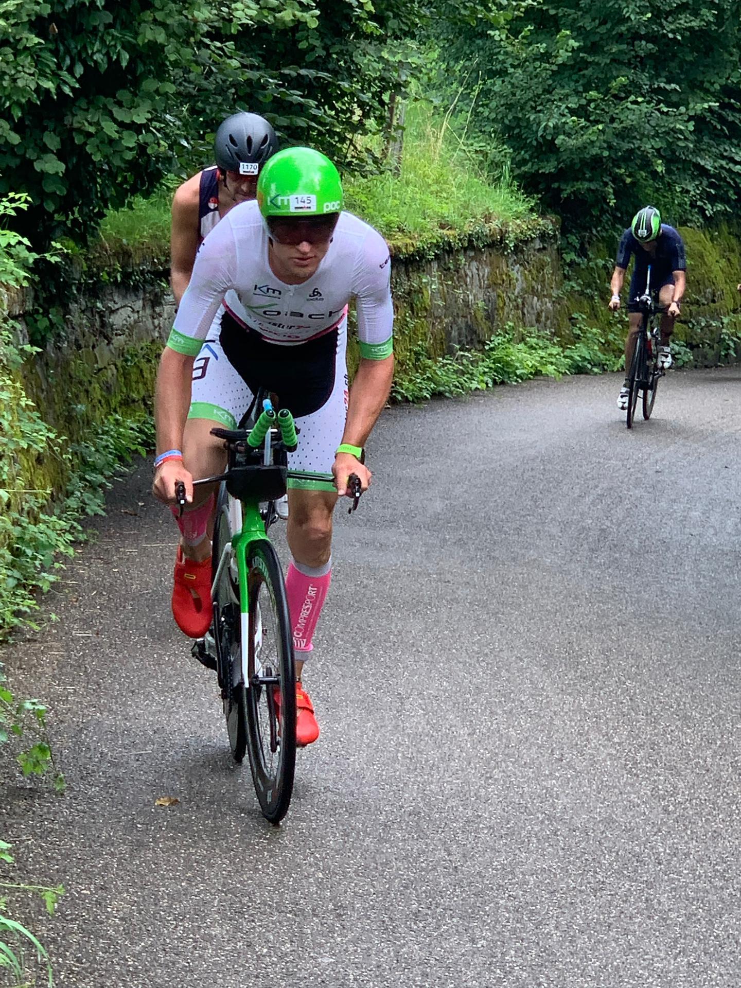 Andre Weber - Bike